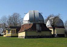 Ole Rømer-observatoriet, Århus. Anton Rosen - Wikipedia, den frie encyklopædi