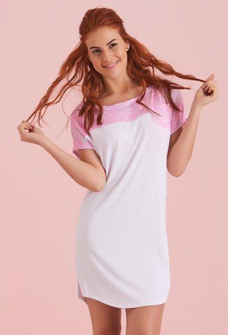 Pijamas : Blusón Cherry Blossom