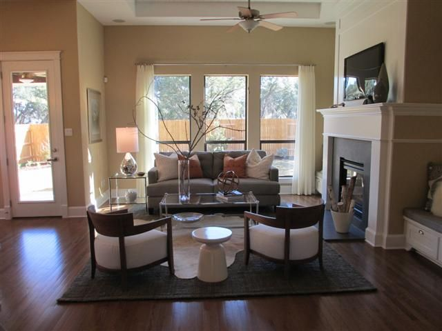 Cozy Living Room And Fireplace Cozy Pinterest