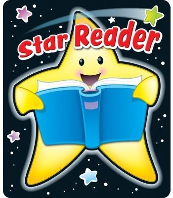 #CDWishList Star Reader Motivational Stickers - Carson ...