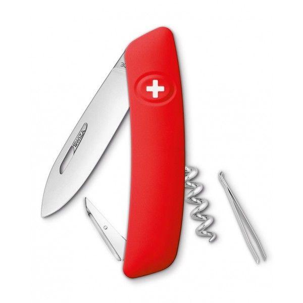Le couteau suisse Swiza D01 : Couteau suisse design