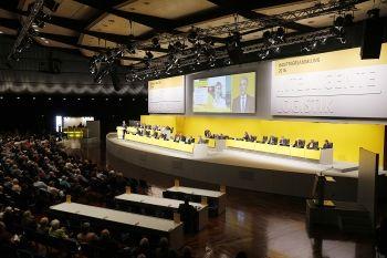 Deutsche Post AG: Aktionäre beschließen Dividende von 0,85 Euro - http://www.logistik-express.com/deutsche-post-ag-aktionaere-beschliessen-dividende-von-085-euro/