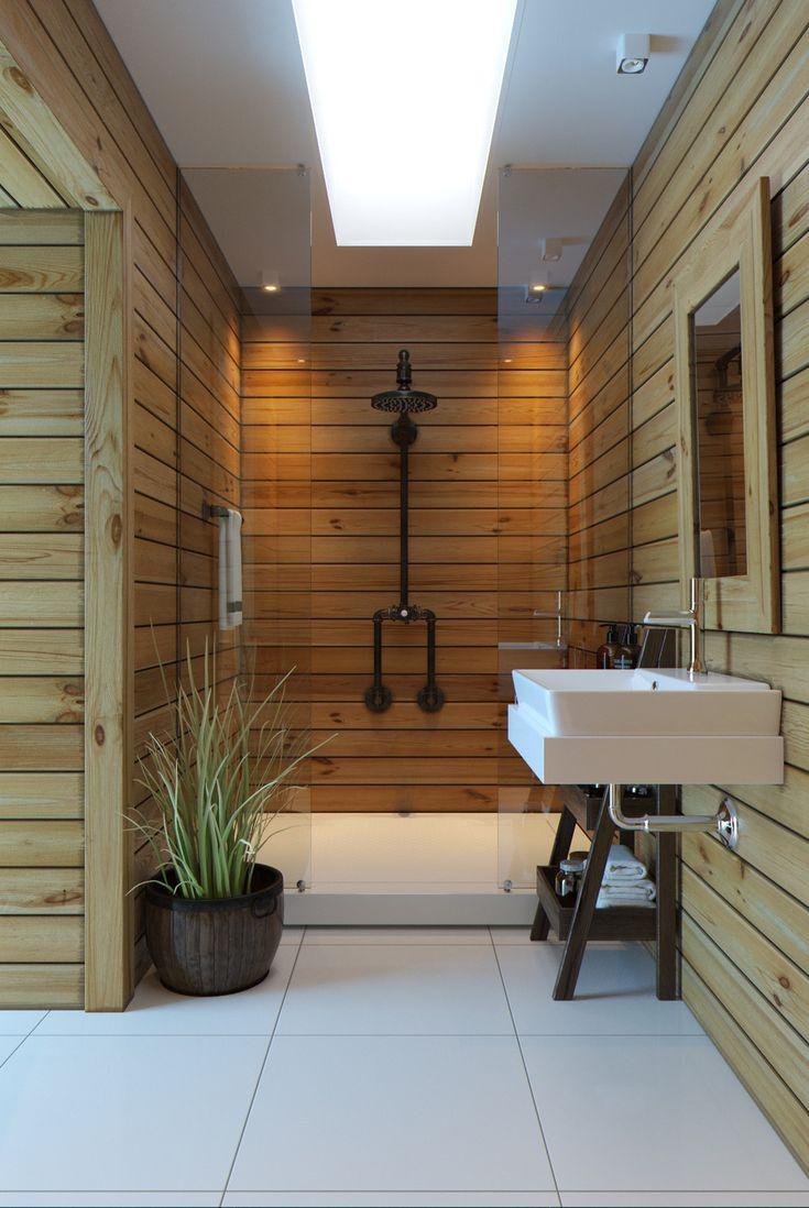 Красота в простоте - Ванная комната 3D – Комфорт & Стиль   PINWIN - конкурсы для архитекторов, дизайнеров, декораторов