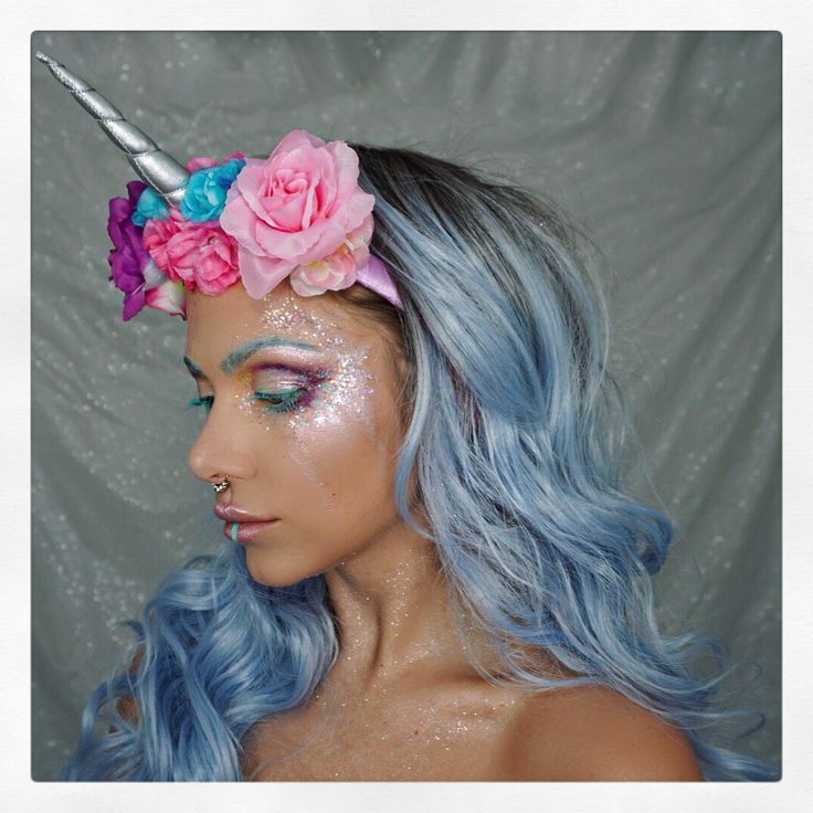 ✨The last unicorn vibes...✨  I have a BUNCH of different festival ready looks on the way for you guys!!  The full tutorials & playlist will be live on my YouTube channel asap!!  Make sure you're subscribed to my channel!!  ✨✨✨✨✨Youtube/beeisforbeeauty✨✨✨✨✨  (Slide to see more pics from this fun unicorn festival inspired look!!)