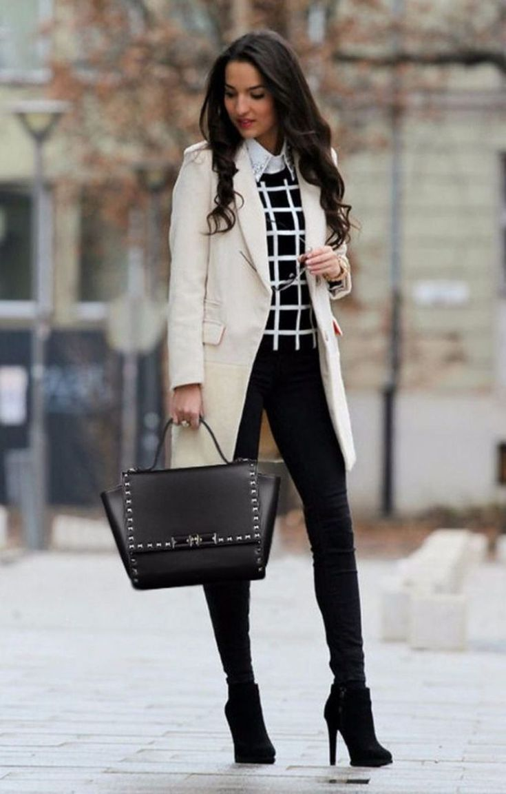 38 lovelly winter outfit ideas to makes you look stunning 10