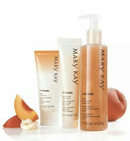 Mary Kay Satin Hands Peach http://www.marykay.com/lisabarber68 Call or text 386-303-2400