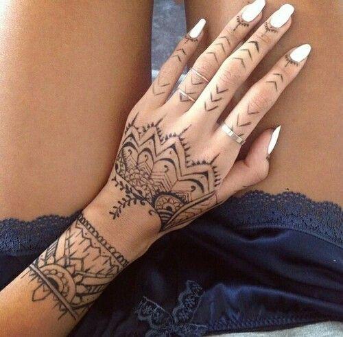 Tattos+Nails