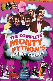 Between in 1969 and 1974, some of the greatest sketch comedy was broadcast by BBC. Monty Phython's Flying Circus (better known as just Monty Python) made Brits and non alike laugh until they cried.