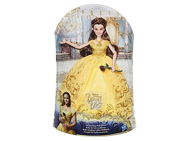 DISNEY PRINCESS Belle deluxe fashion doll