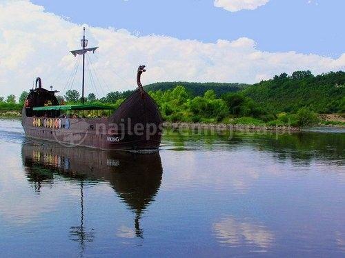 Rejsy statkami po Wiśle Kazimierz Dolny