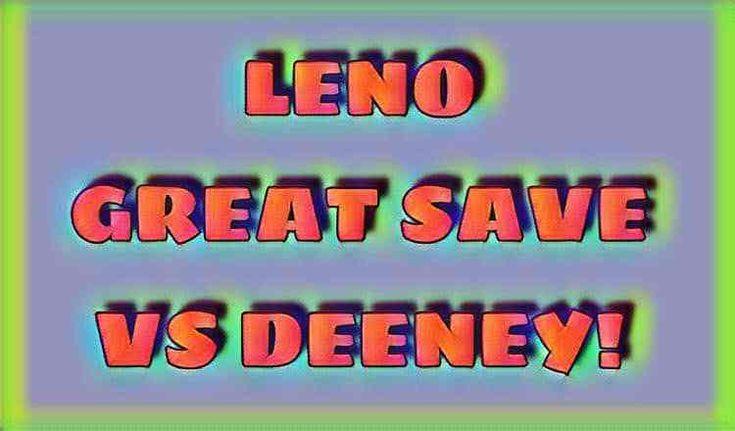 Video: Bernd Leno Stunning Save Vs Troy Deeney!