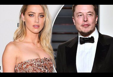 Amber Heard reportedly headed to Australia with Elon Musk