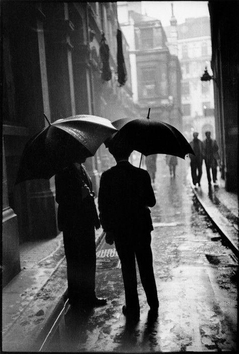 Henri Cartier-Bresson - London 1951.