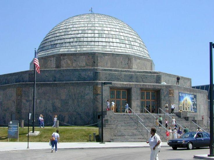 Adler Planetarium Astronomy Museum :: Museum Finder, Guide,