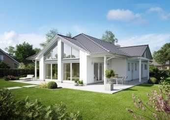 Fassadenfarbe beispiele gestaltung bungalow  Die besten 25+ Fertighaus preise schlüsselfertig Ideen auf ...