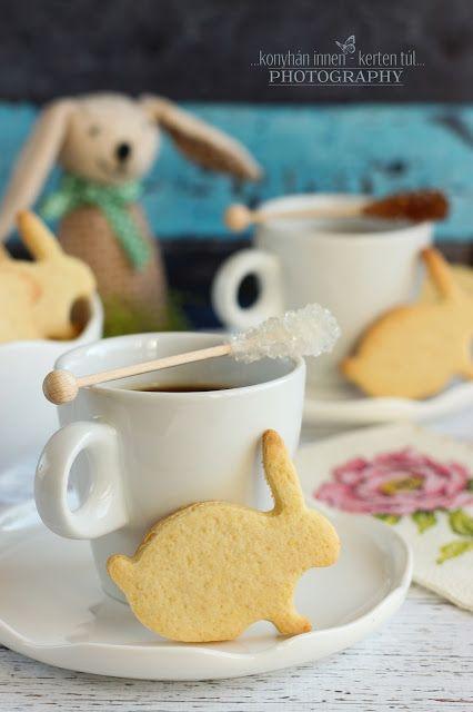 ...konyhán innen - kerten túl...: Citromos keksz