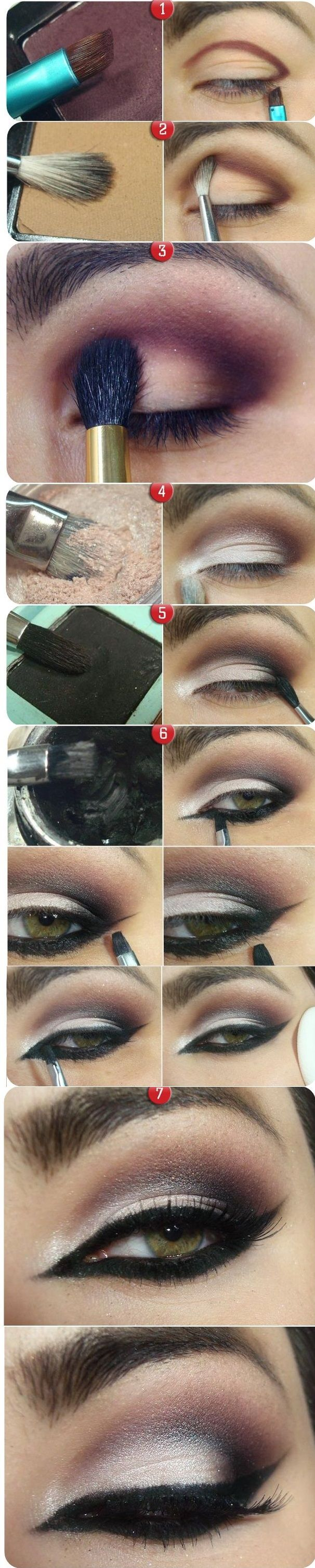 Egyptian Makeup Tutorial