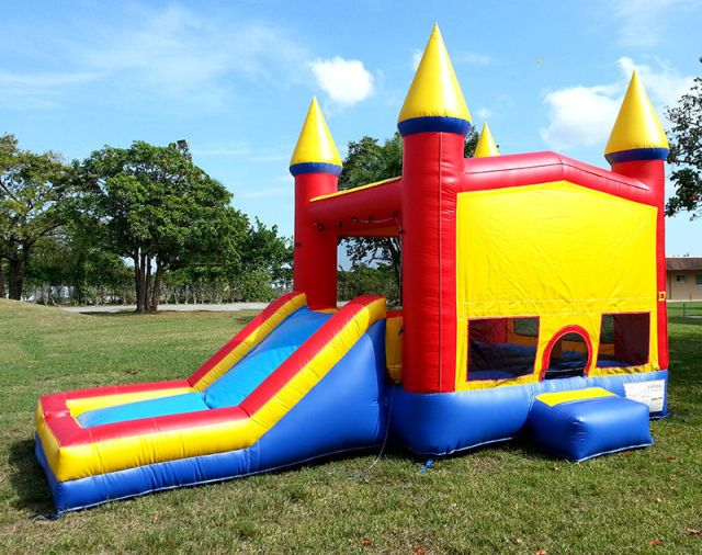 Bouncy houses are actually bubbles of dangerous superheated air