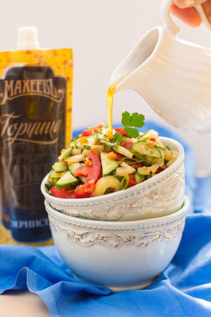 Как приготовить французская салатная заправка-пятиминутка - рецепт, ингридиенты и фотографии
