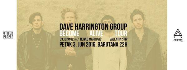 Član čuvenog dua Darkside, njujorški džez gitarista Dejv Herington (Dave Harrington), vraća se u Beograd u petak, 3.juna, ovoga puta u novom izdanju, bez Nikolasa Žara (Nicolas Jaar), ali sa još tri člana Dave Harrington Group ansambla, u okviru događaja …