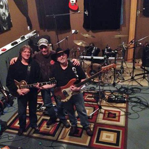 """If you are a country fan check out the Rockin Wranglers version of """"Guitars and Cadillacs"""" from the recording studio."""