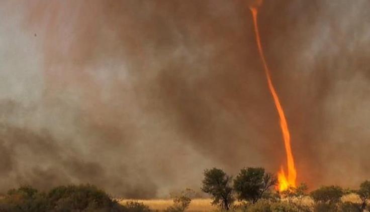tornado di fuoco_Australia