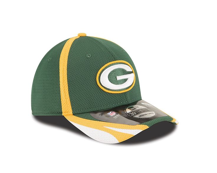 Green Bay Packers NFL14 On Field Training Camp 39Thirty Flex Hat