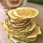 Baked Zucchini Chips Recipe, this one is tried and true and won't turn to ash like the other recipes that say bake at 400°