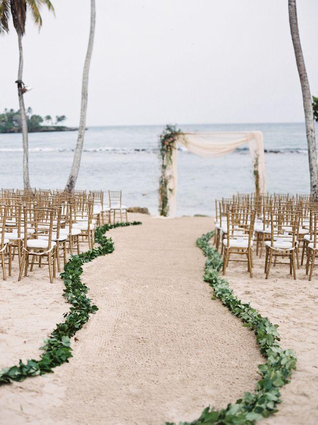 small beach wedding ceremony ideas%0A    Beach Ceremony Setups