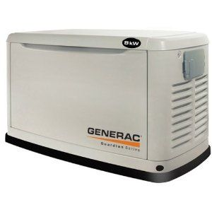 Generac Generators | Generac Guardian Series 5887 Natural Gas Generator..have one and LOVE IT!!