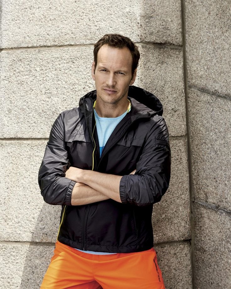 Actor Patrick Wilson on Running Marathons