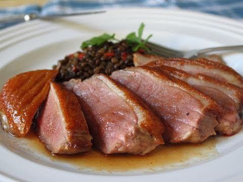Stove-Top Sous Vide Duck Recipe - Doing Sous Vide at Home with No Special Equipment