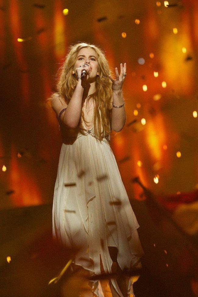 Emmelie de Forest won the Eurovision Song Contest 2013