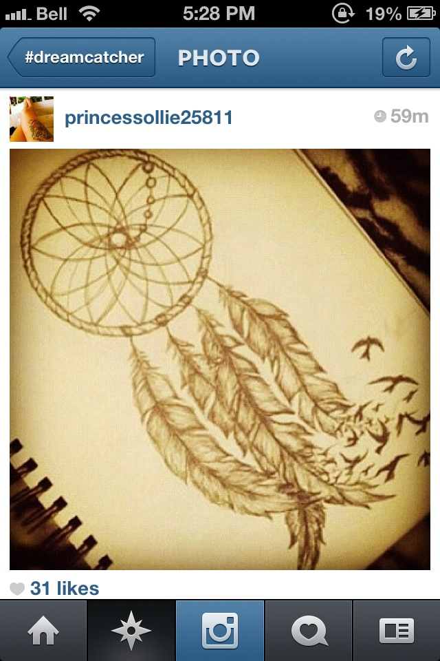 Something like this at the top of my arm the birds become an umbrella it rains hits the water in the water there is a sailboat leading down to an anchor that will hit my wrist... And that will be the sleeve on my left arm