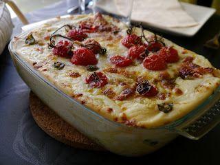 Tineke's Cucina: Zomerse Groentelasagne