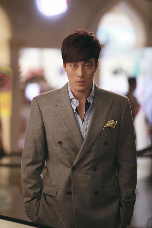 "So Ji Sub --- ""MASTER'S SUN"". At first I was laughing at his character's over-the-top wardrobe with the Fred-from-Scooby-Doo ascots and pink pants, but by the end, I was totally swayed."