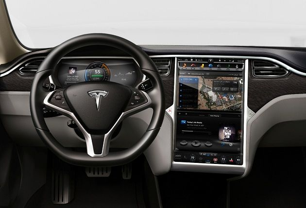 New Tesla Model S Sedans Have Nvidia Inside