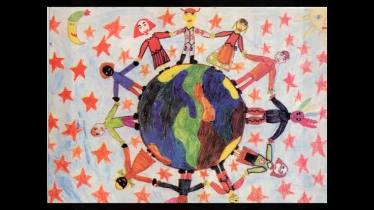 Enfants de Palestine (Noel des enfants du monde)