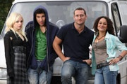 White Van Man  A new series of this comedy is in production.    New sitcom starring Will Mellor as a man who reluctantly takes over his father's painting and decorating business