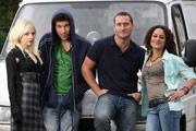 White Van Man tv series on BBC.  FREAKING HILARIOUS!!