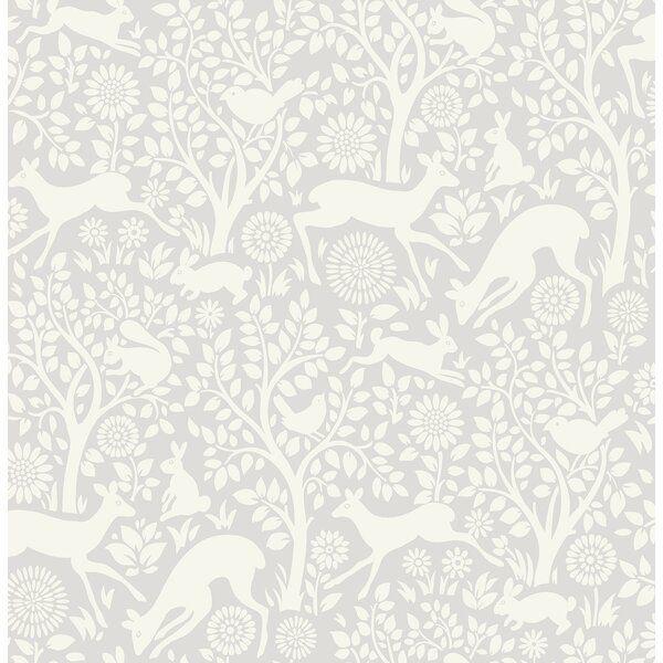 Raeburn 216 L X 20 5 W Peel And Stick Wallpaper Roll Forest Wallpaper Brewster Wallpaper Wallpaper Roll