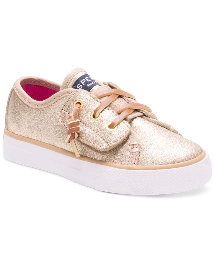 Sperry Little Girls' or Toddler Girls' Seacoast Jr. Sneakers