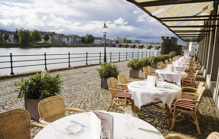 Het mooiste terras van Maastricht!