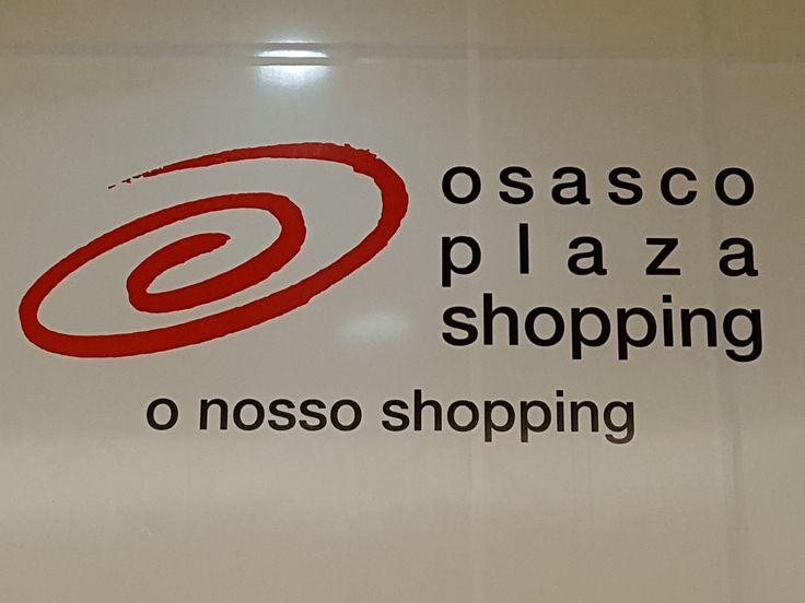 """20 January 2017 (14:49) / Osasco Plaza Shopping, Osasco City, São Paulo.  """"O nosso Shopping."""""""