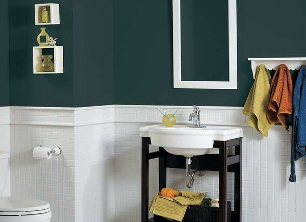 7 Pro Tips For Brightening Your Bathroom