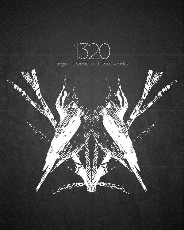 Poster experimental  1320 works by 1320 Works , via Behance