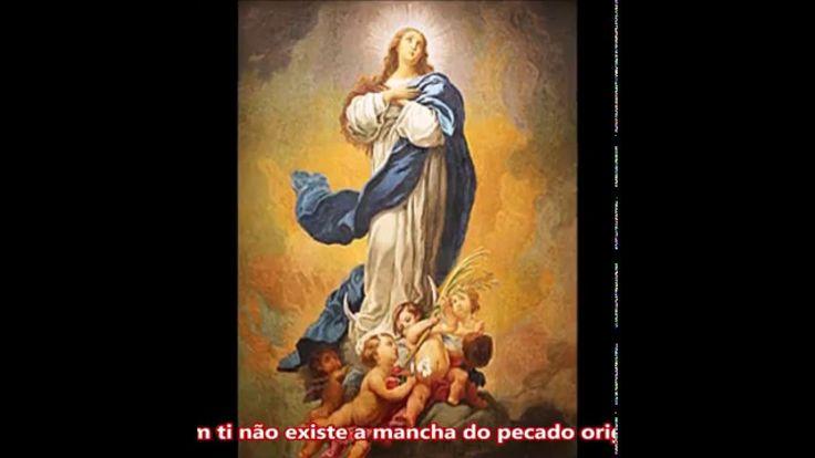 Liturgia Diária - Tota Pulchra Es Maria - Padre Lucas