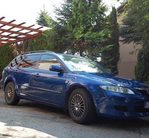 Mazda 6 I 2.0 TurboDiesel Kombi 136 KM Po kapitalnym remoncie silnika!