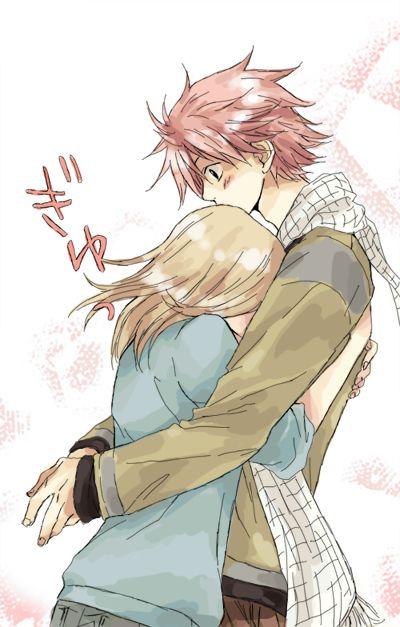 Lucy & Natsu ♥