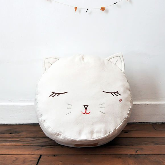 Kitten Pouf